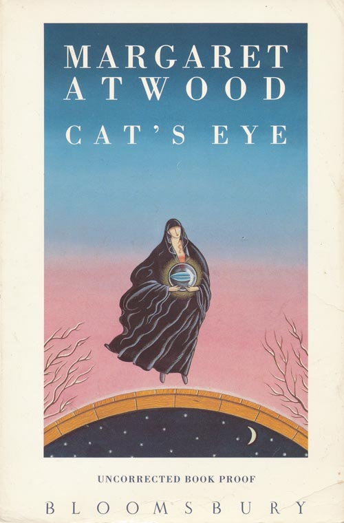 Cats Eye Margaret Atwood First Edition First Printing