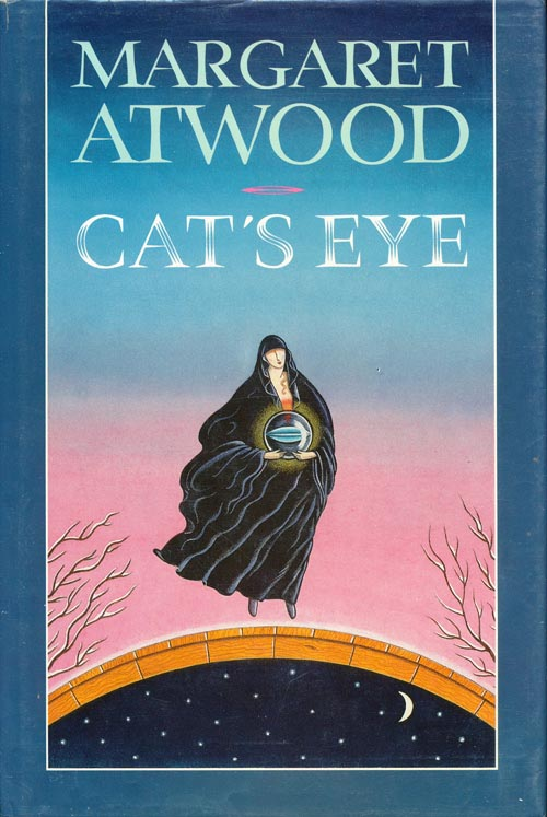 Cat's Eye. Margaret Atwood.