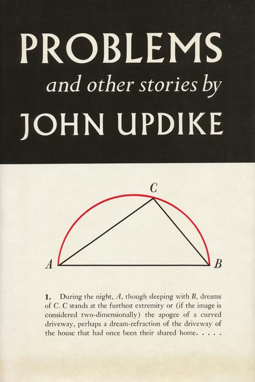 Problems and Other Stories. John Updike.