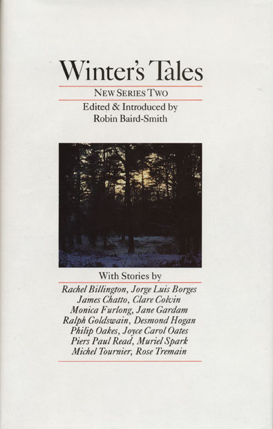 Winter's Tales New Series: Two. Robin Baird-Smith.