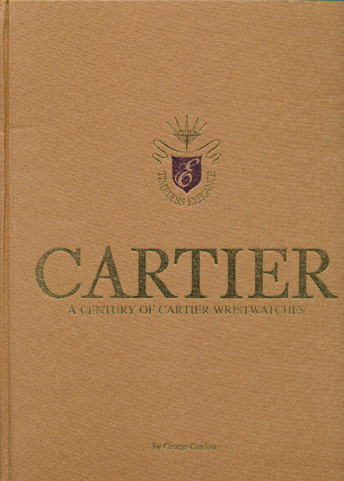 Cartier A Century of Cartier Wristwatches. George Gordon.