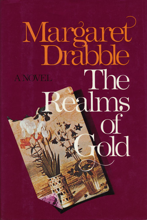 The Realms of Gold. Margaret Drabble.