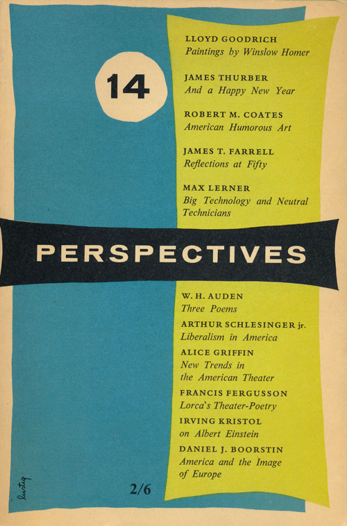 The Life You Save May be Your Own Appearing in Perspectives 14 - Winter 1956. Flannery O'Connor.