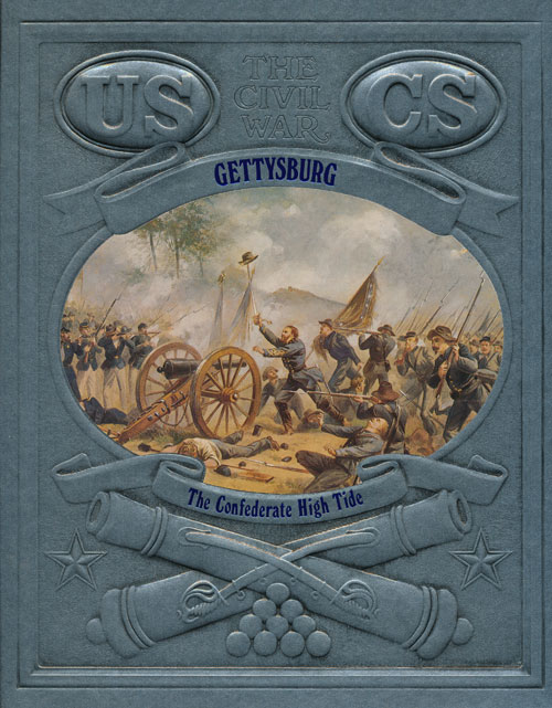 Gettysburg The Confederate High Tide. Champ Clark, Time-Life Books.