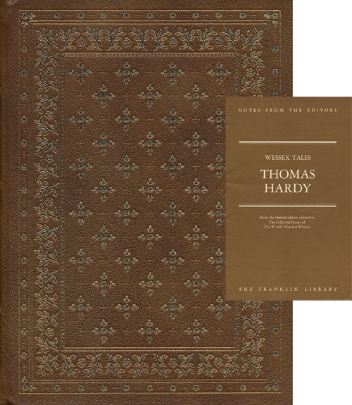 Wessex Tales. Thomas Hardy.