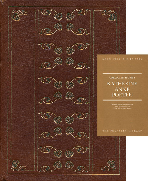 Collected Stories. Katherine Anne Porter.