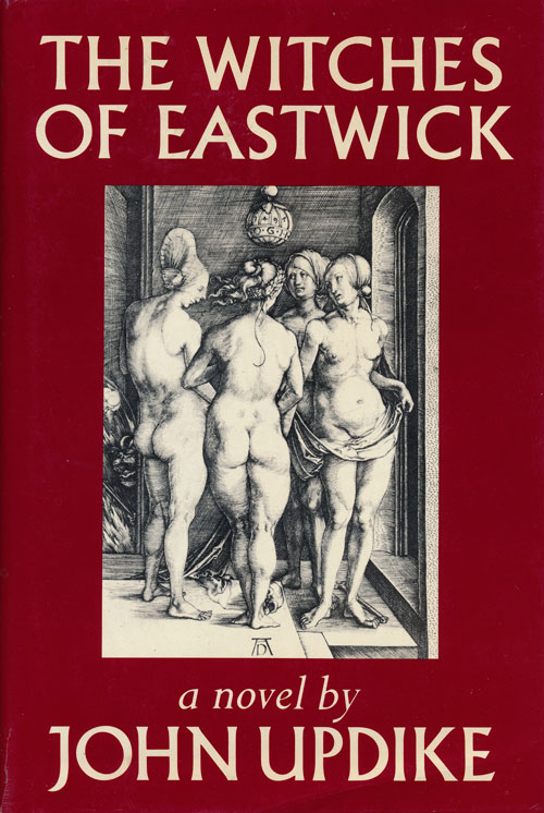 The Witches of Eastwick. John Updike.
