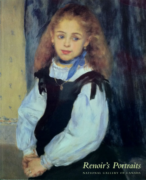 Renoir's Portraits: Impressions of an Age. Colin B. Biley.