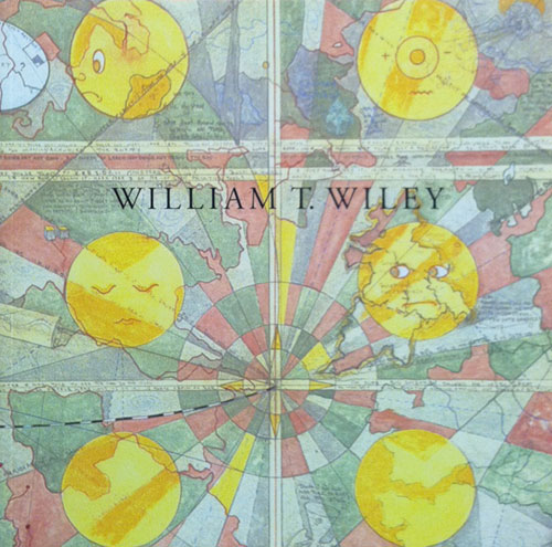 William T. Wiley: Selections from Two Exhibitions. David Littlejohn.