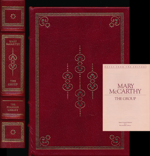 The Group. Mary McCarthy.