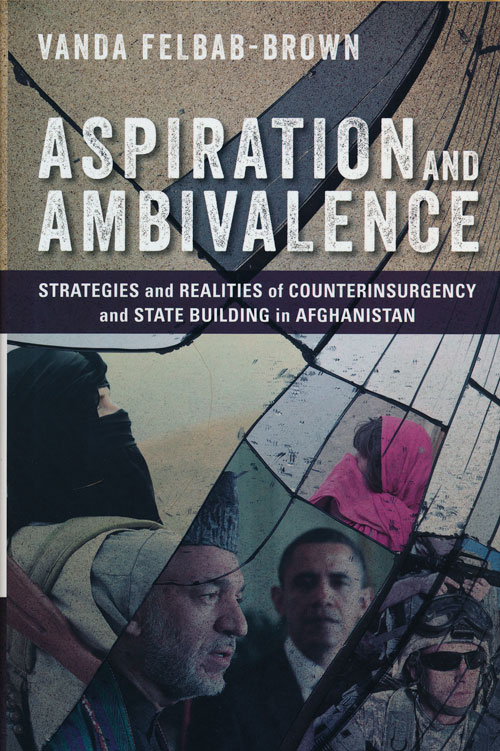 Aspiration and Ambivalence Strategies and Realities of Counterinsurgency and State Building in Afghanistan. Vanda Felbab-Brown.