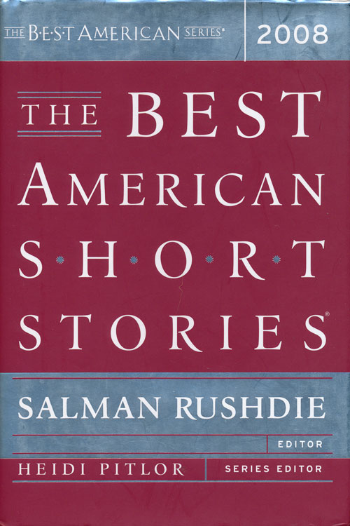 Image result for the best american short stories 2008