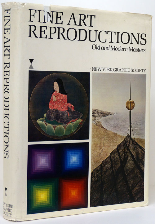 Fine Art Reproductions of Old & Modern Masters A Comprehensive Illustrated Catalog of Art through the Ages