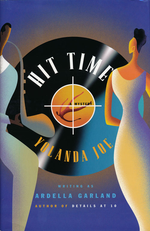 Hit Time A Mystery. Ardella Garland.
