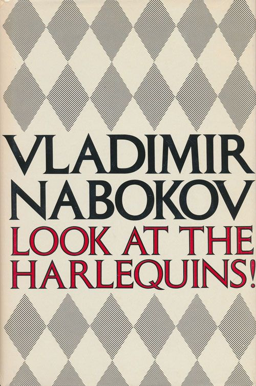 Look at the Harlequins! Vladimir Vladimirovich Nabokov.