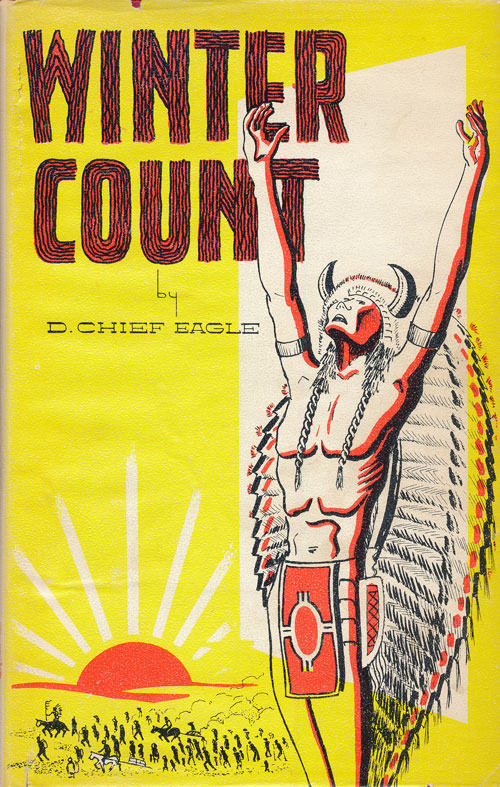 Winter Count. D. Chief Eagle.