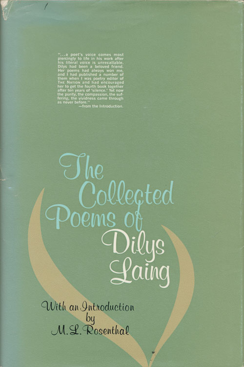 The Collected Poems of Dilys Laing. Dilys Laing.