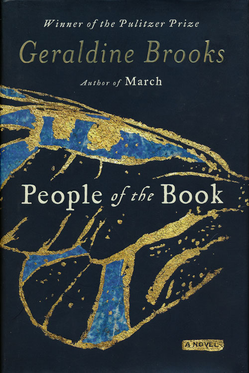 People of the Book A Novel. Geraldine Brooks.