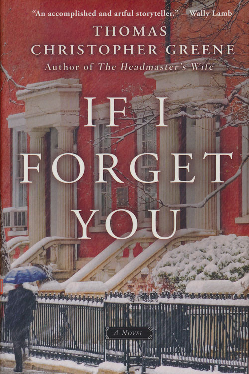 If I Forget You A Novel. Thomas Christopher Greene.