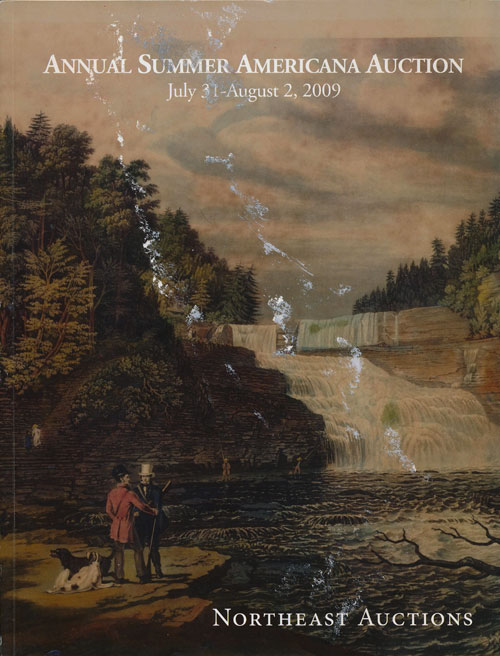 Northeast Auctions: Annual Summer Americana Auction July 31-August 2, 2009 Center of New Hampshire, 700 Elm St. , Manchester. Ronald Bourgeault.