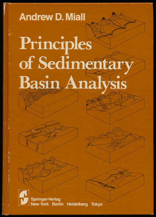 Principles of Sedimentary Basin Analysis. Andrew D. Miall.