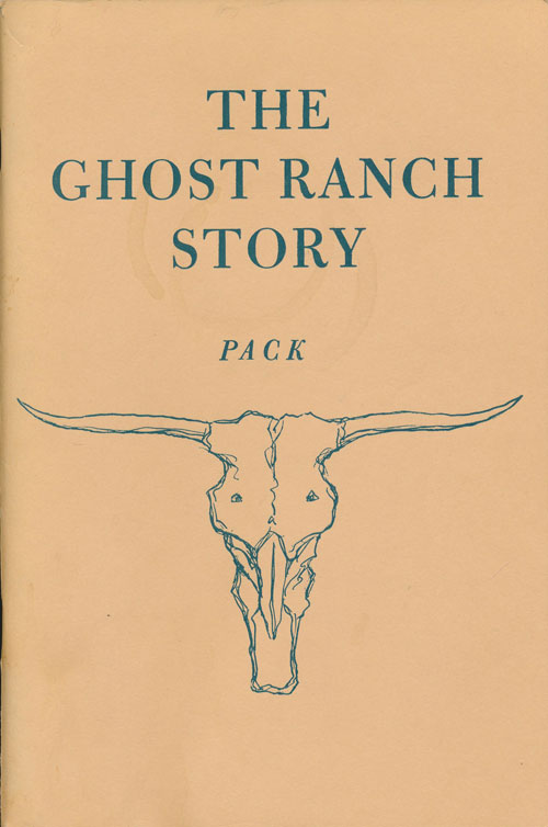 The Ghost Ranch Story. Arthur N. Pack.