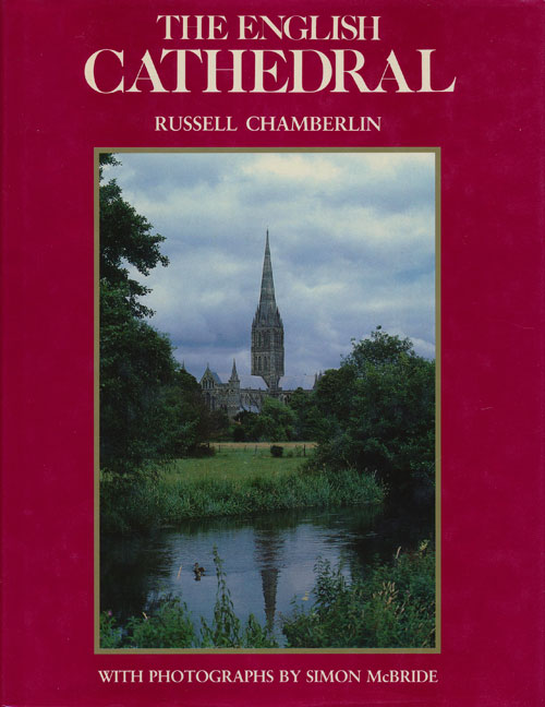 The English Cathedral. Russell Chamberlin.