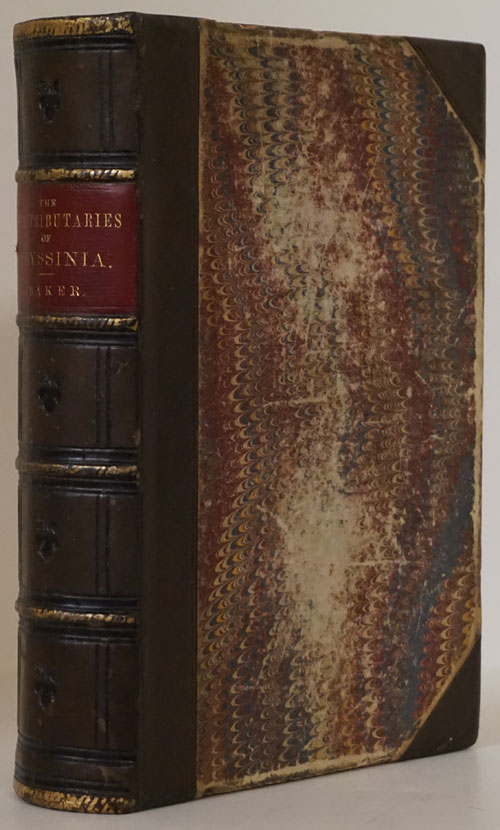 Exploration of the Nile Tributaries of Abyssnia. the Sources, Supply, and Overflow of the Nile; the Country, People, Customs, Etc. Interspersed with Highly Exciting Adventures of the Author Among Elephants, Lions, Buffaloes, Hippopotami, Rhinoceros, Etc. Samuel Baker.
