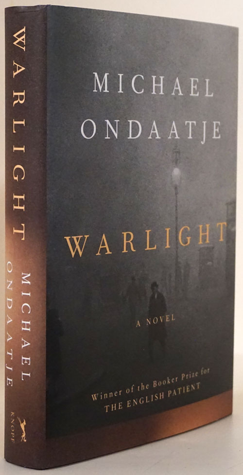 Warlight A Novel. Michael Ondaatje.