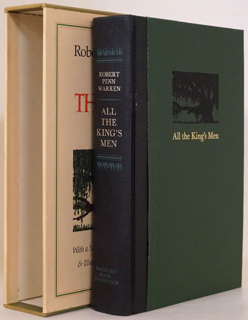 All the King's Men With a New Introduction by the Author. Robert Penn Warren.