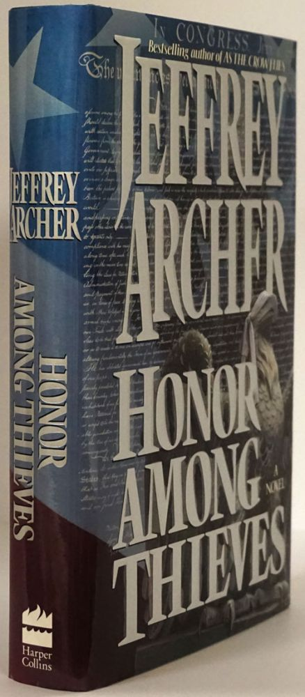 Honor Among Thieves. Jeffrey Archer.