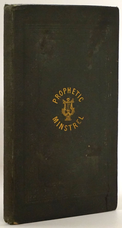 The Prophetic Minstrel and Other Poems. James Hird.