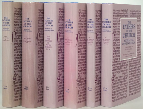 The Fathers of the Church, Mediaeval Continuation Peter Damian Letters 1-180 (Six Volumes). Thomas P. Halton.