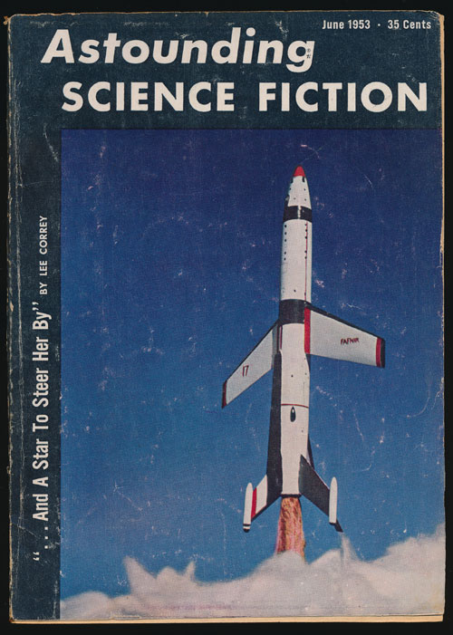 Imposter Appearing in Astounding Science Fiction June 1953. John Campbell, Philip K. Dick.