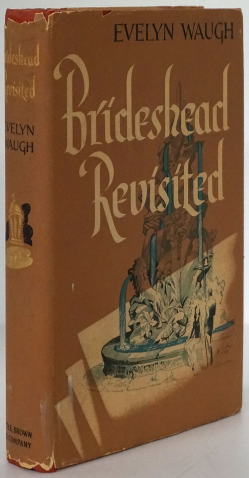 Brideshead Revisited. Evelyn Waugh.