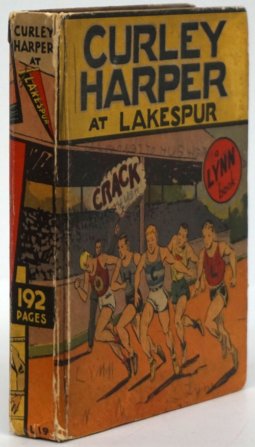 Curley Harper At Lakespur. Gerald Breitigam, Lyman Young.
