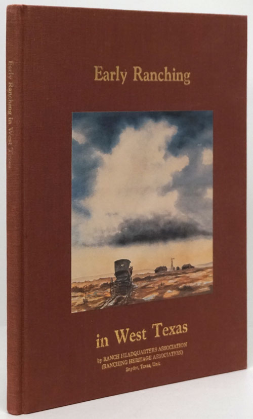 Early Ranching in West Texas