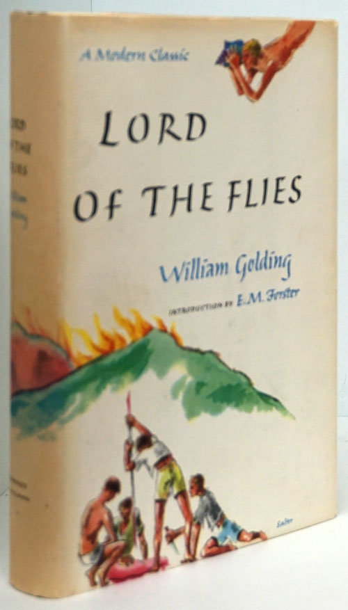 Lord of the Flies. William Golding.