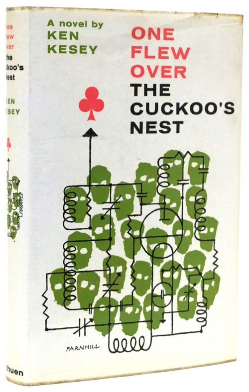 One Flew Over the Cuckoo's Nest   Ken Kesey   First Edition