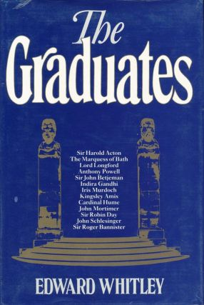 The Graduates. Edward Whitley, Martin Amis