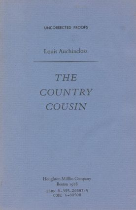 The Country Cousin. Louis Auchincloss