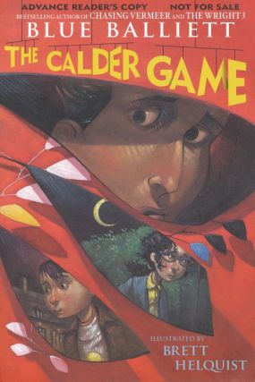 The Calder Game. Blue Balliett