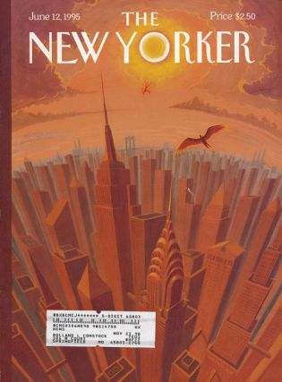 Audition The New Yorker, June 12, 1995. Julia Alvarez.