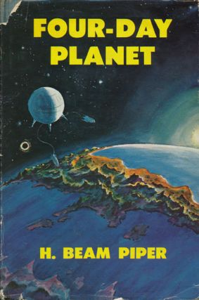 Four-Day Planet. H. Beam Piper