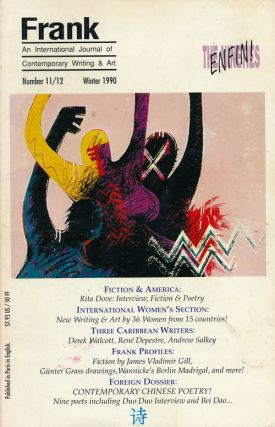 Frank: Number 11/12, Winter 1990 An International Journal of Contemporary Writing & Art. Rita...