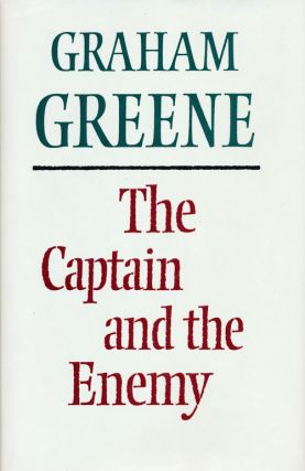 The Captain and the Enemy. Graham Greene