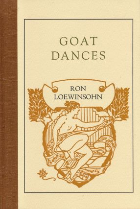 Goat Dances. Ron Loewinsohn