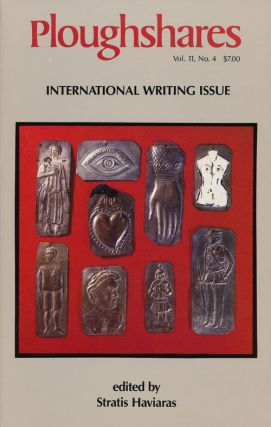 Ploughshares Vol. 11, No. 4 International Writing Issue. Raymond Carver, Graham Greene, Italo...