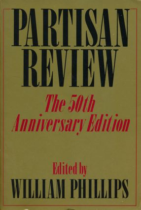 Partisan Review The 50th Anniversary Edition. Norman Mailer, Nabokov, Joyce Carol Oates, Roth,...