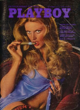 Playboy Magazine November 1973. V S. Pritchett, Garry Wills, Herbert Gold, James Dickey, Richard...